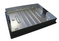 RECESSED BLOCK PAVING COVER & FRAME CD790R/80 600x450x80mm